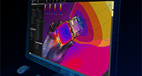 3-D FDTD-based full-wave electro-magnetic & thermal simulation software